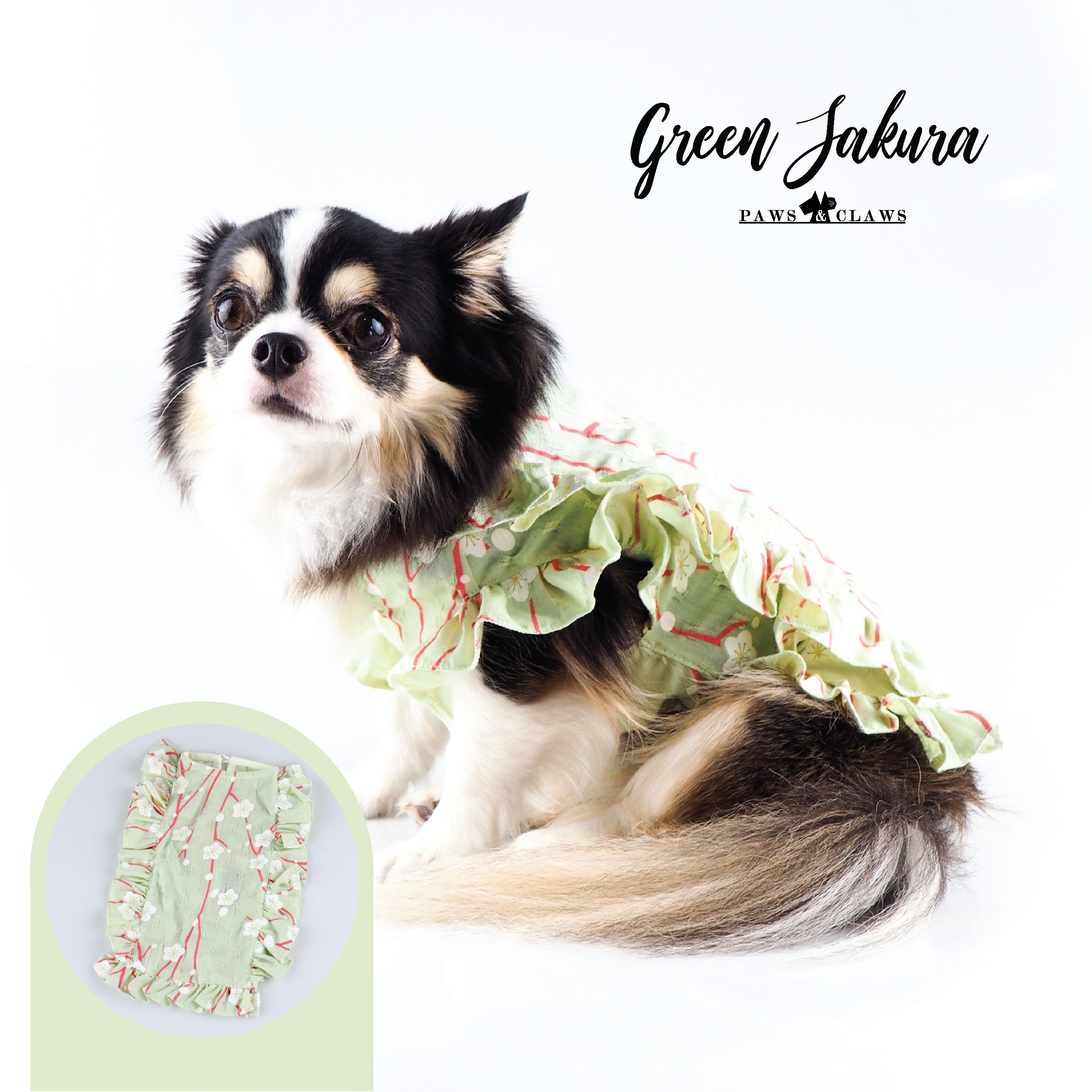 Green Sakura