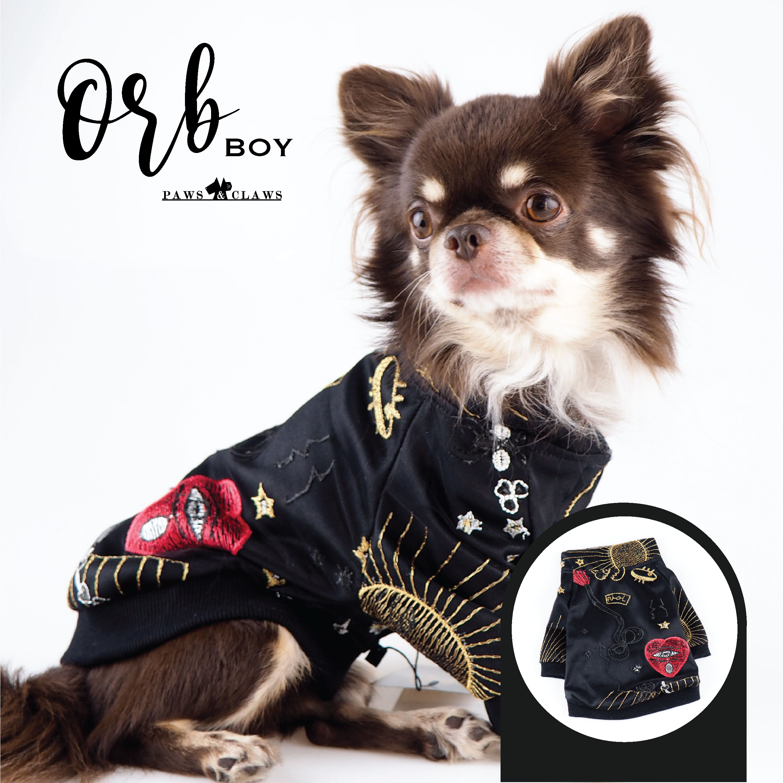 Orb boy